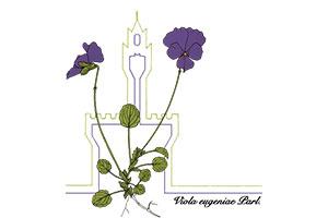 Alpamiele Concorso Mieli di Liguria logo sostenitore Societa botanica italiana